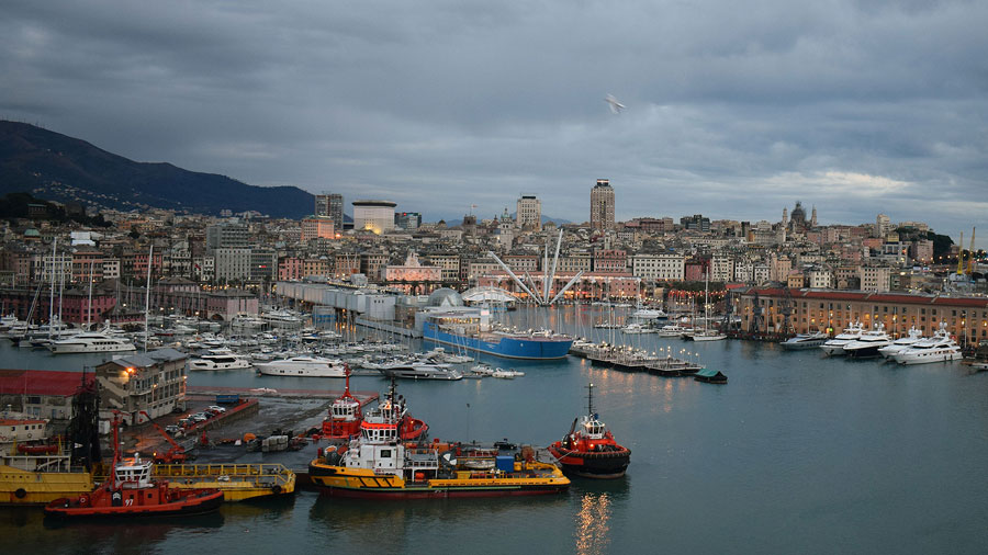 Genoa travel guide