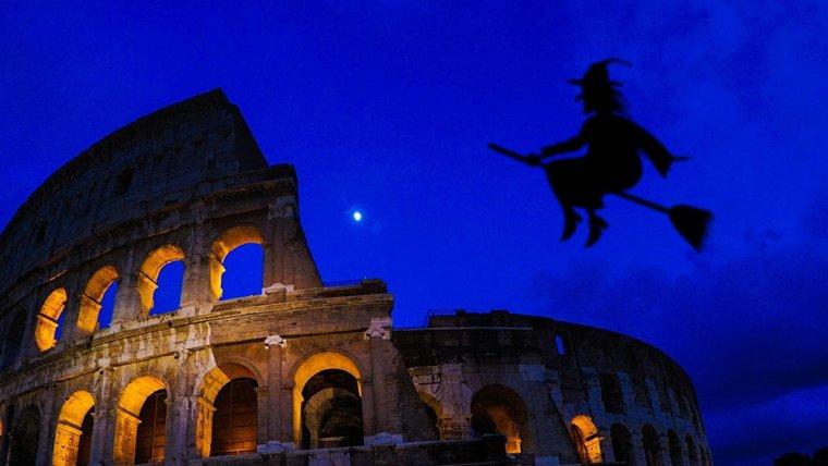 La Befana Italy Rome