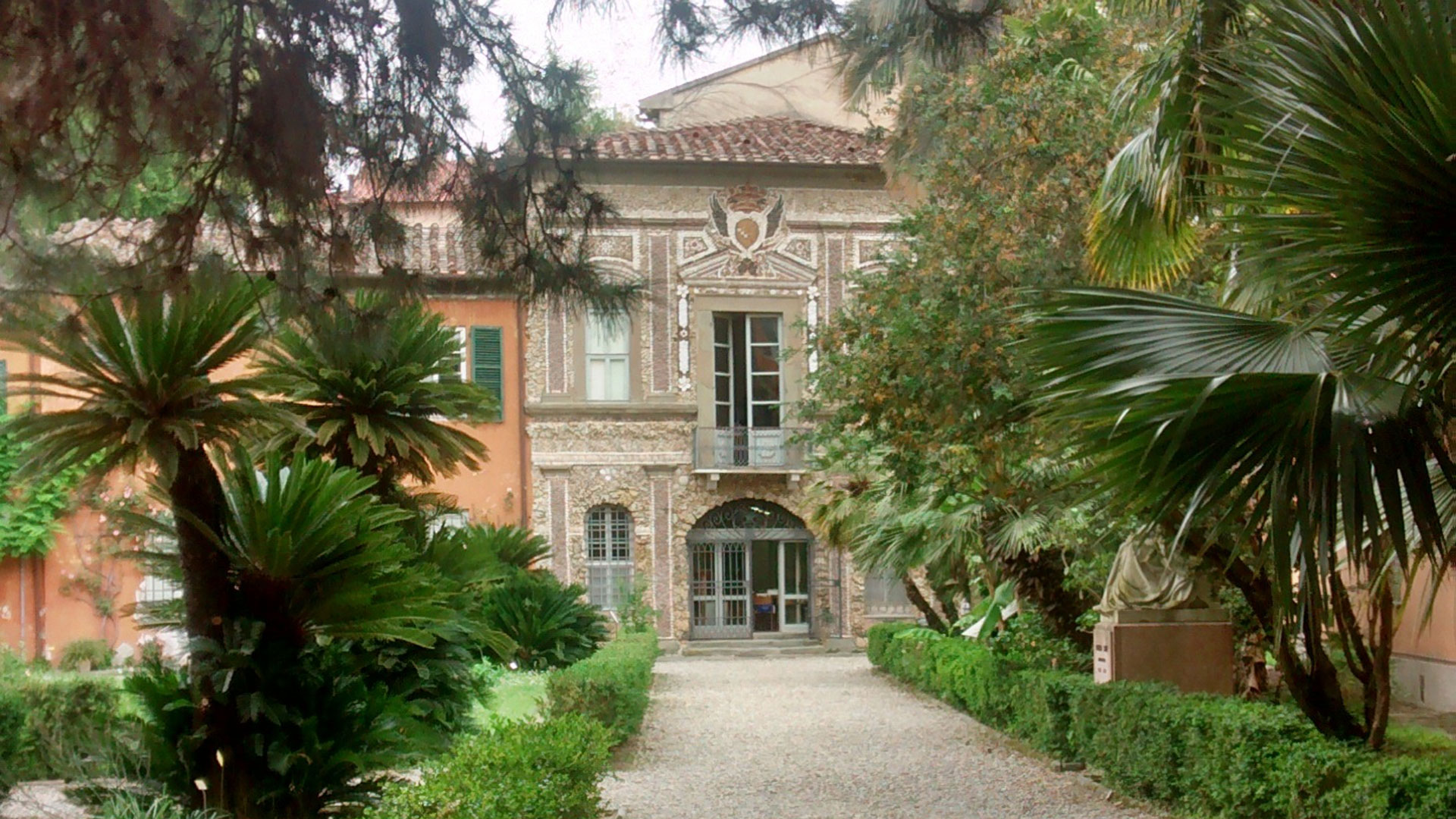 Pisa Bothanical Garden