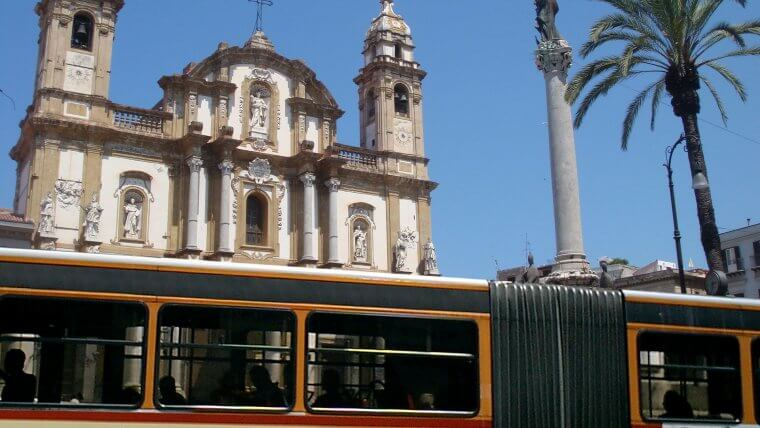 Palermo Public Transport