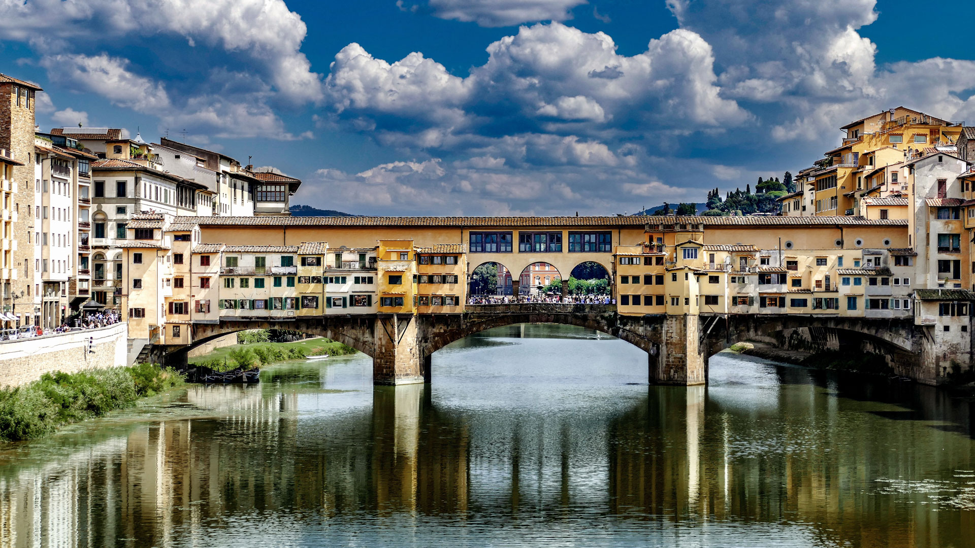 Pictures Of Florence Italy Ponte Vecchio
