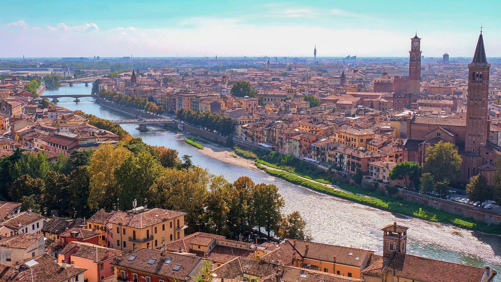 Verona view