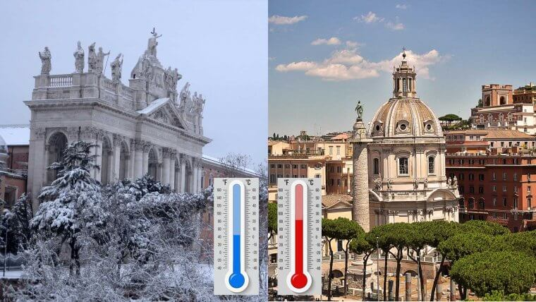 Rome Weather And The Two Best Seasons To Plan Your Visit
