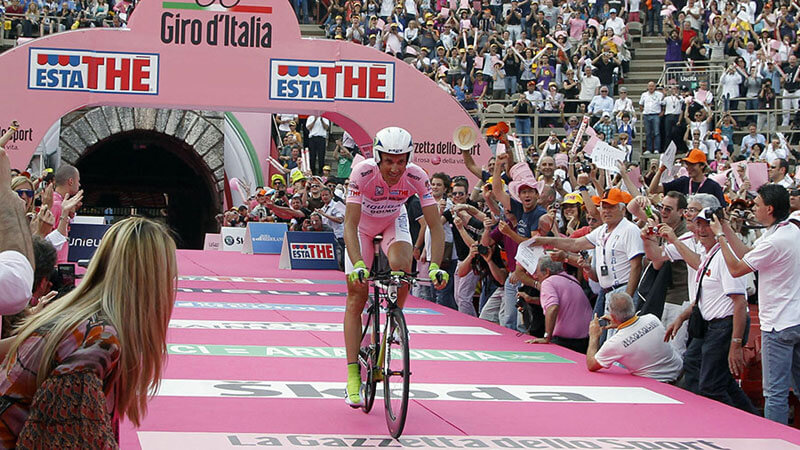 sports in italy cycling