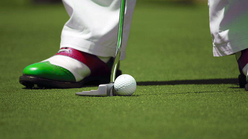 sports in italy golf