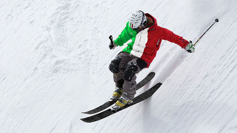 sports in italy skiing