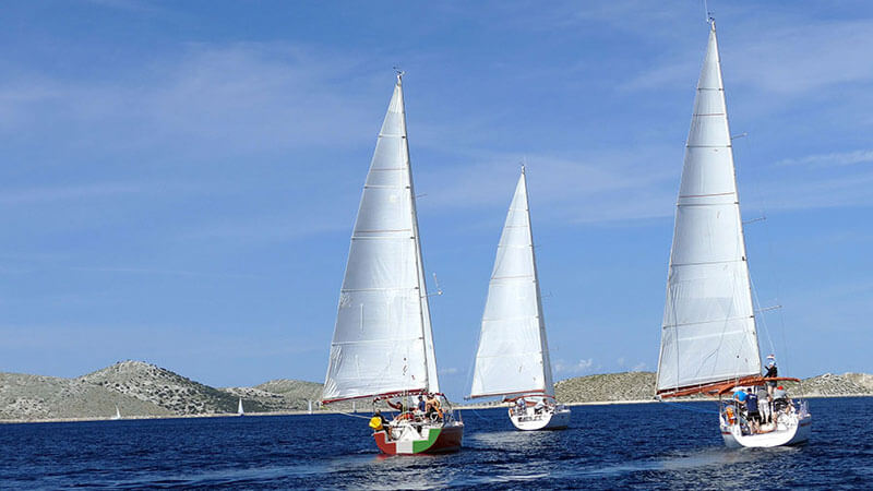 sports in italy sailing