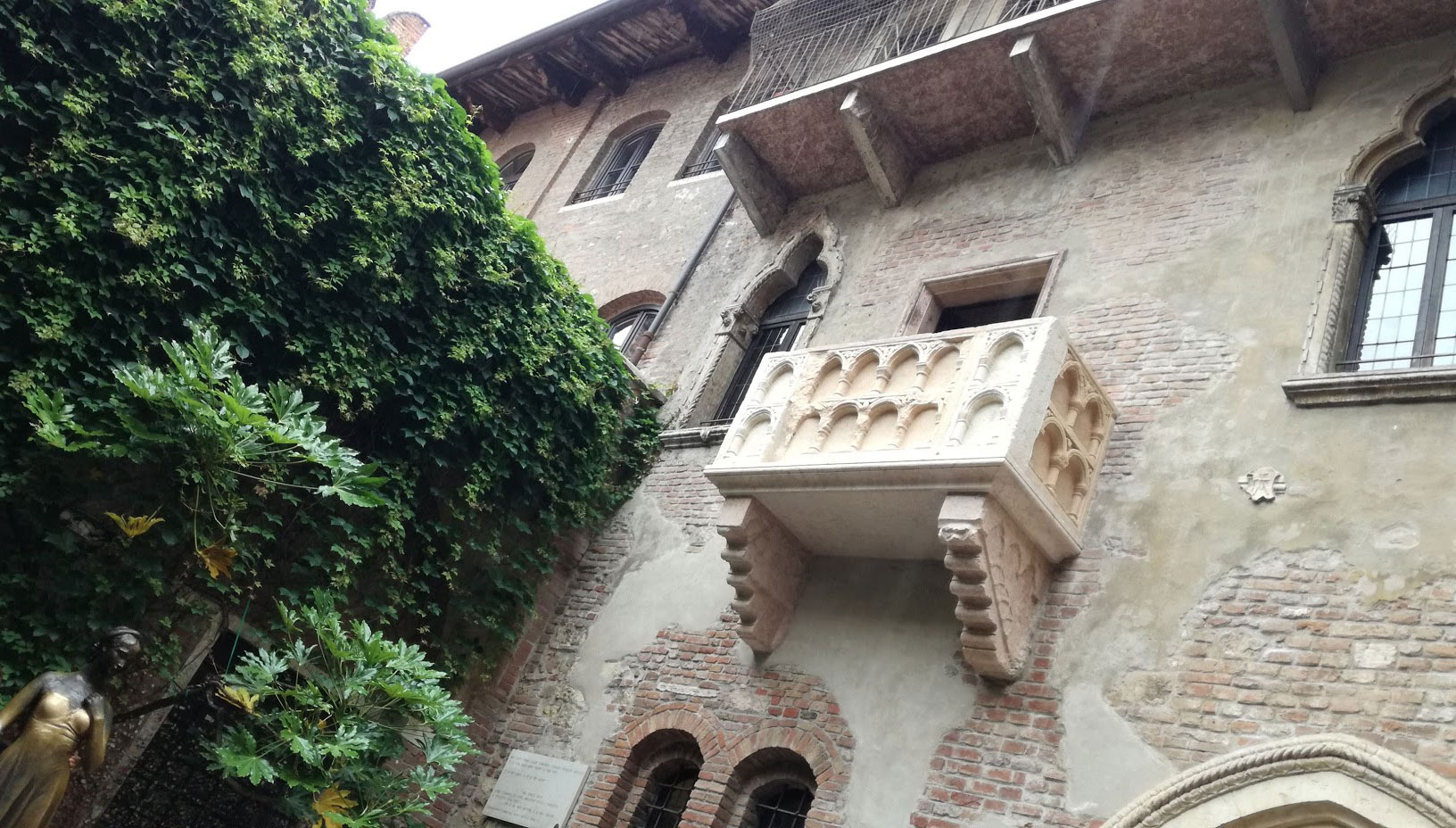Juliet's house Verona