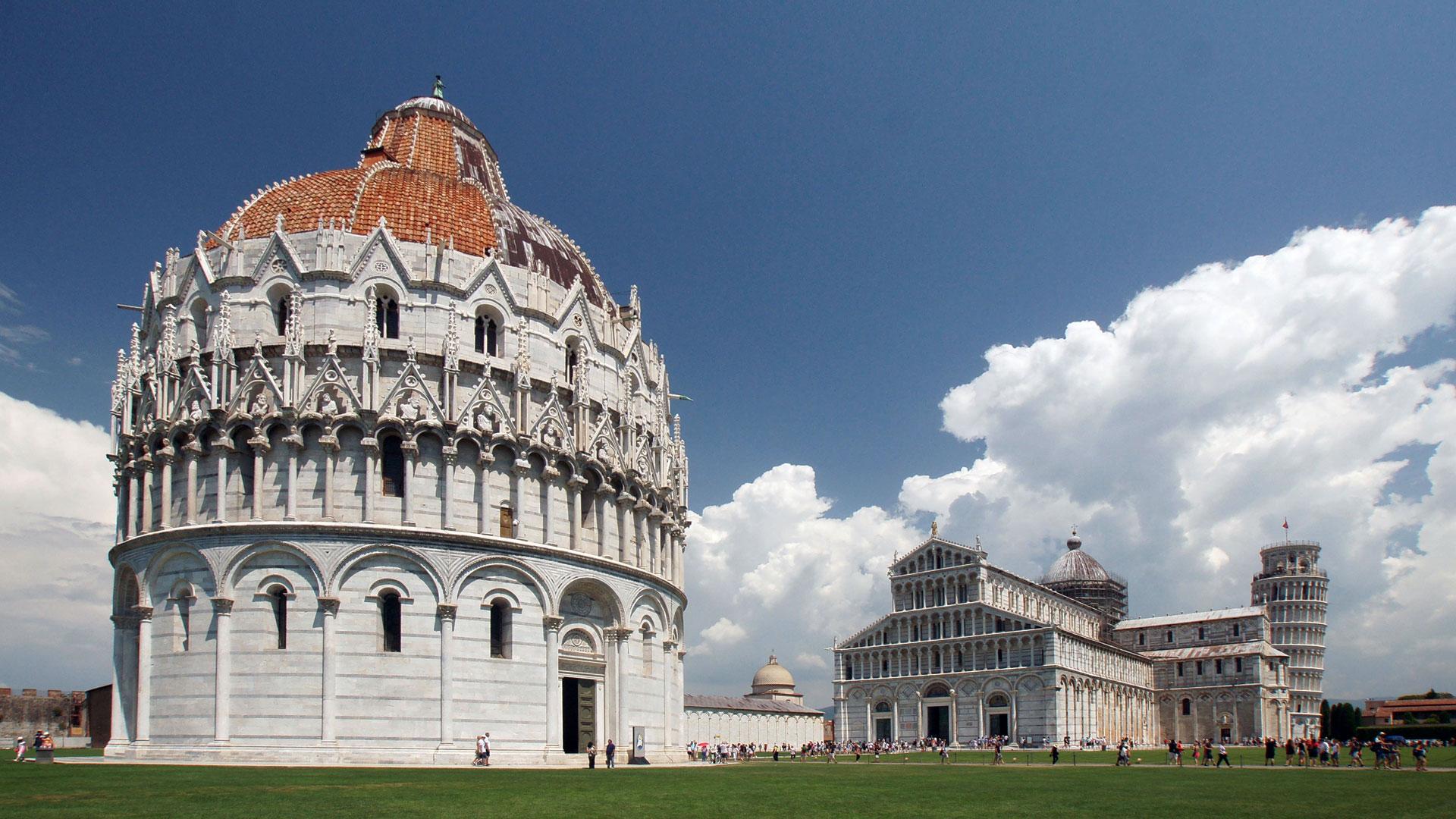 Pisa Italy Guide Piazza Dei Miracoli