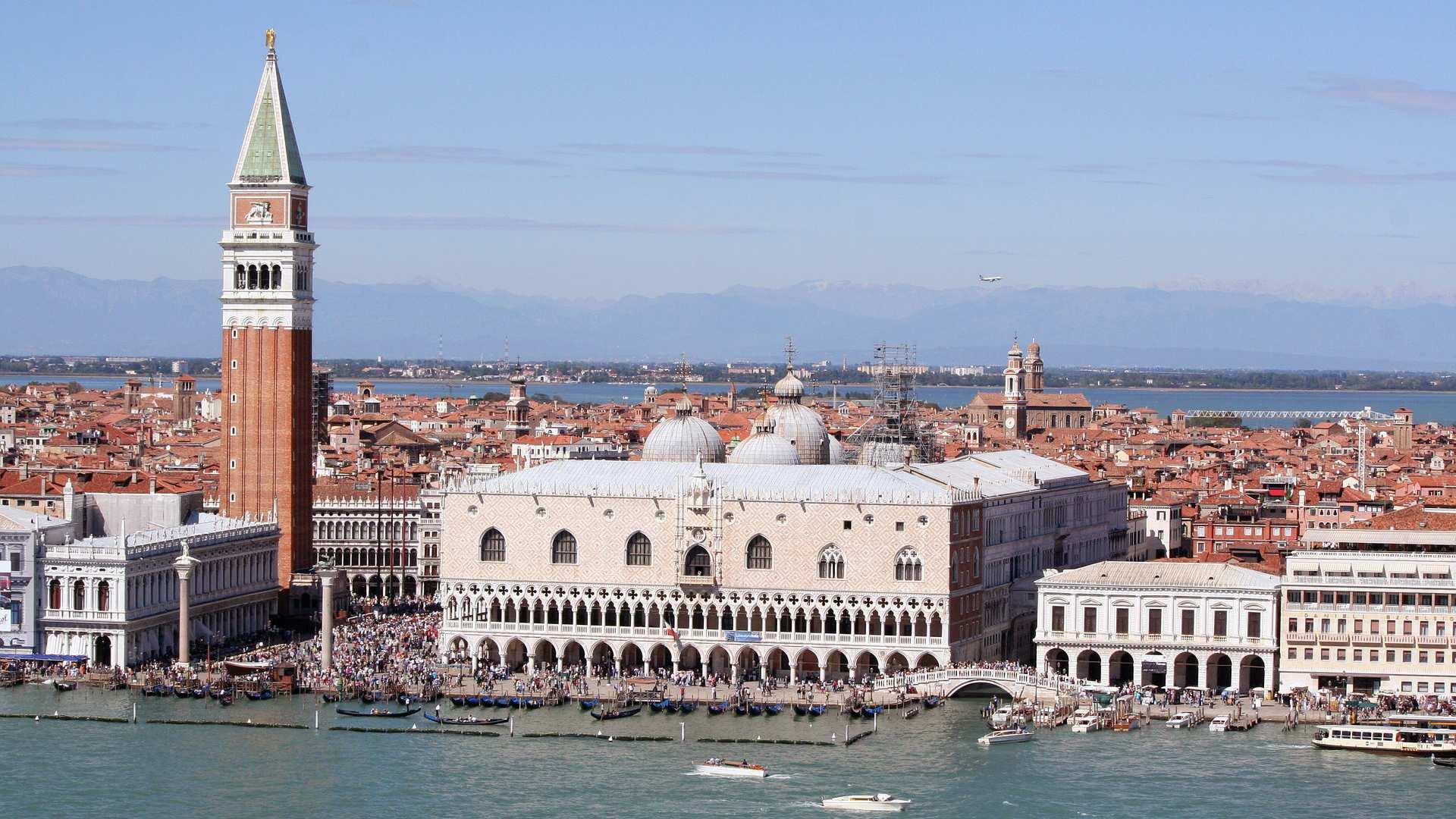 San Marco Venice Panorama