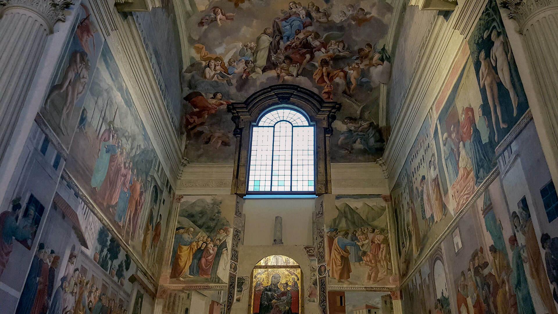 Brancacci Chapel Florence