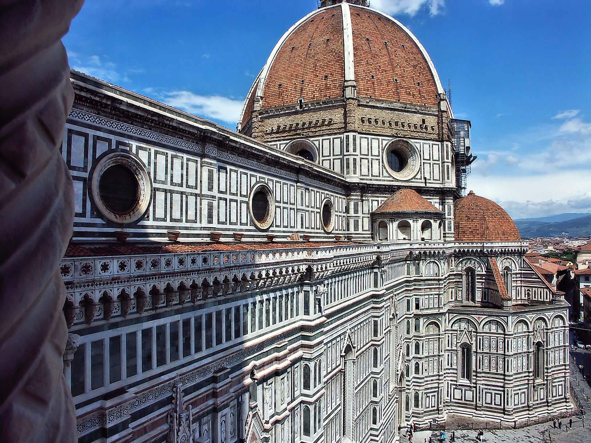 Brunelleschi Dome Florence