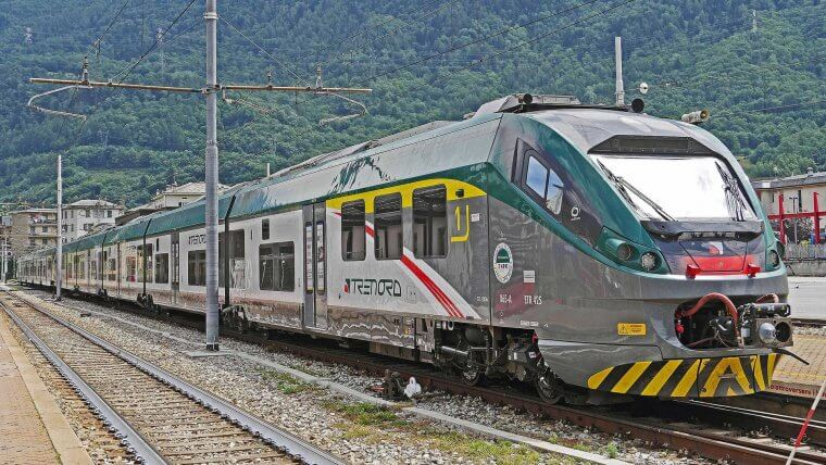 How To Buy Regional Train Ticket Italy Trenord