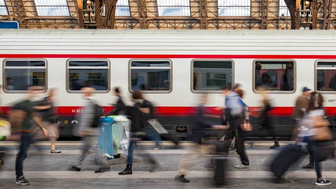 How To Buy Train Tickets In Italy – 3 Ways You Should Know First