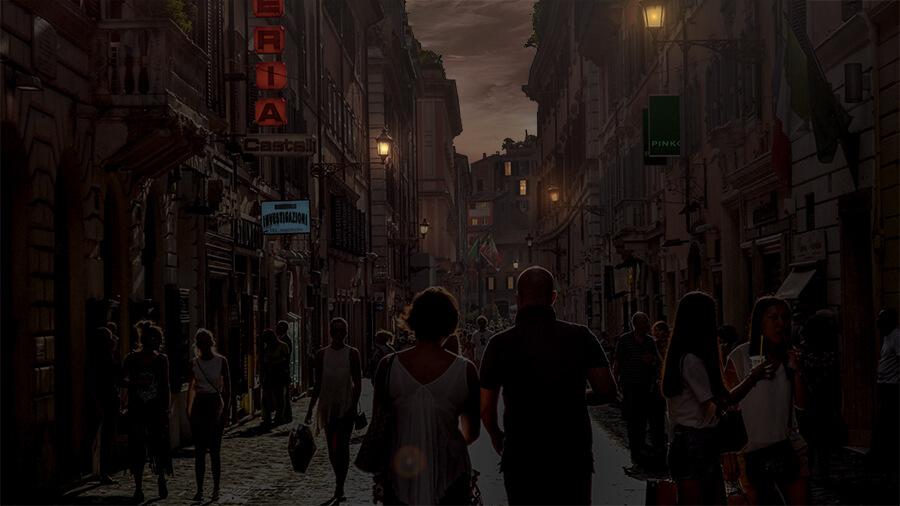 Naples Nightlife