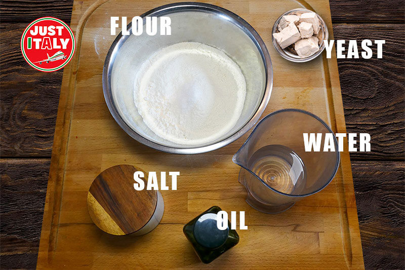 Authentic Italian homemade Pizza Recipe