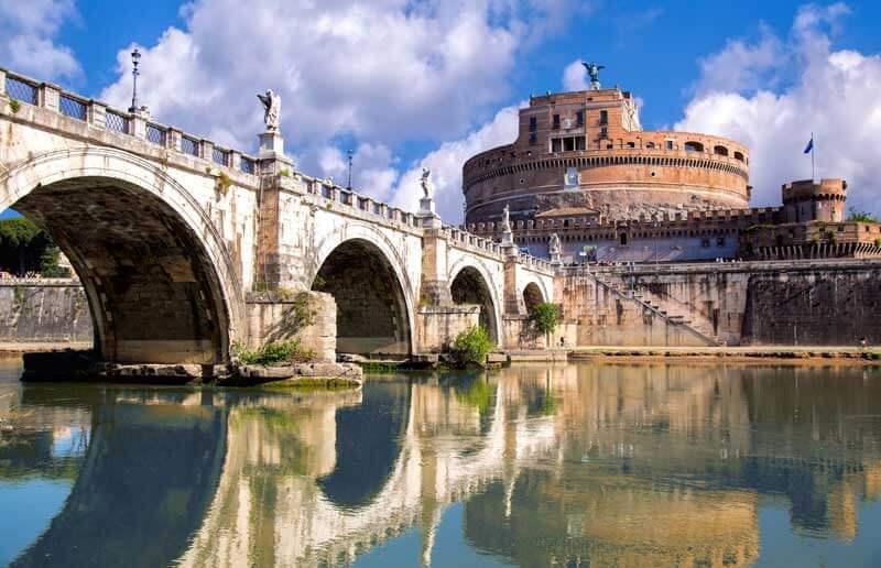 Castel Sant Angelo Rome Vatican City