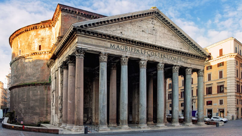 Pantheon Rome itinerary guide