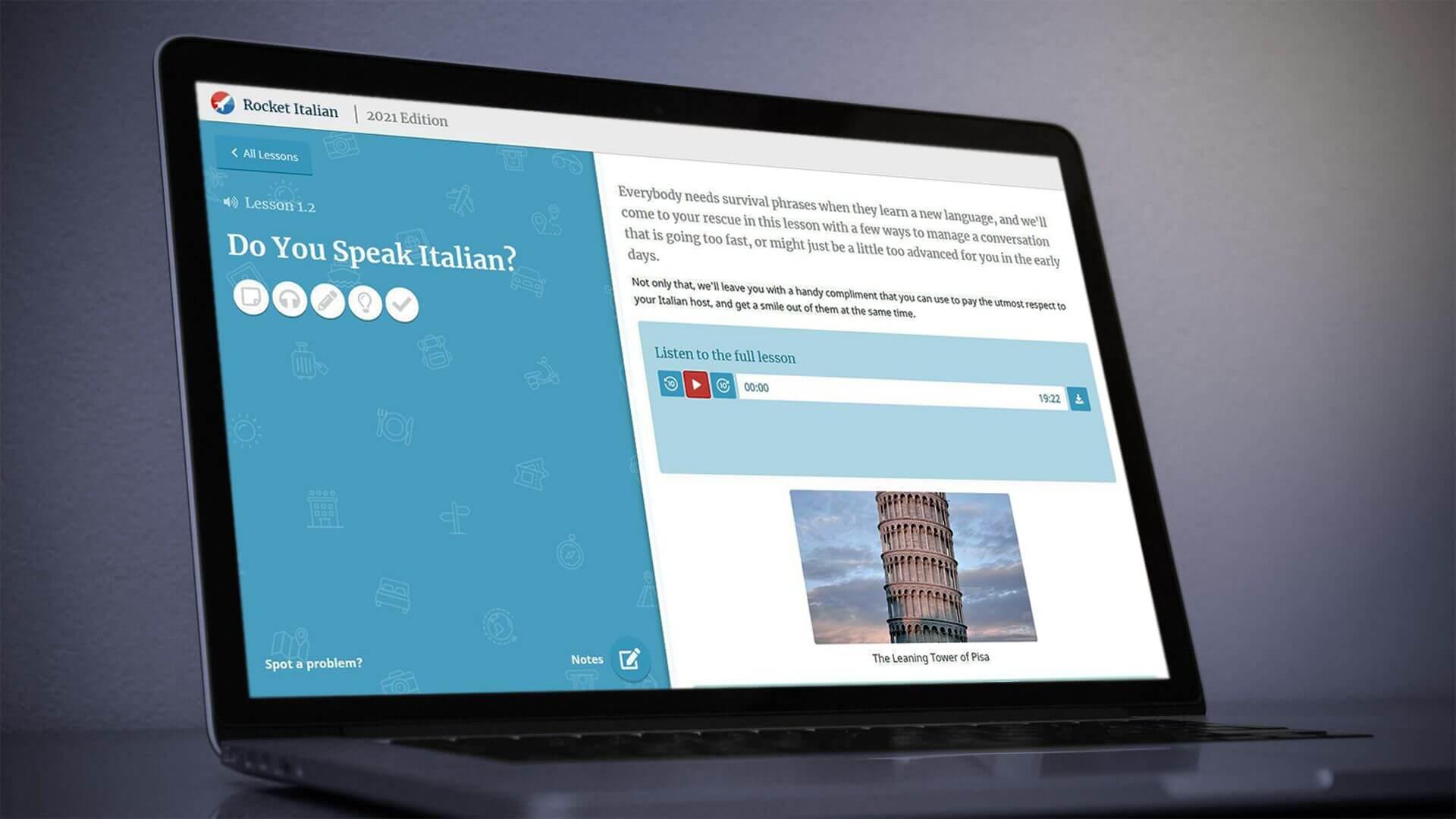 Rocket Italian Review 2021