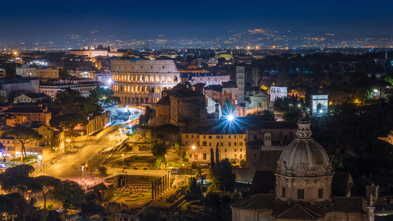 Where to Stay in Rome Best Areas