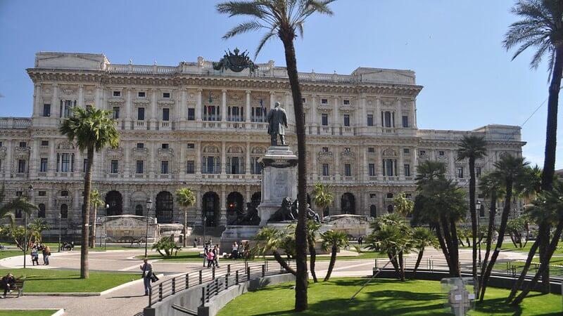 where to stay in Rome Prati